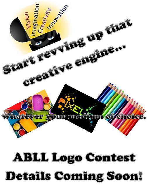 ABLL Logo Contest Coming